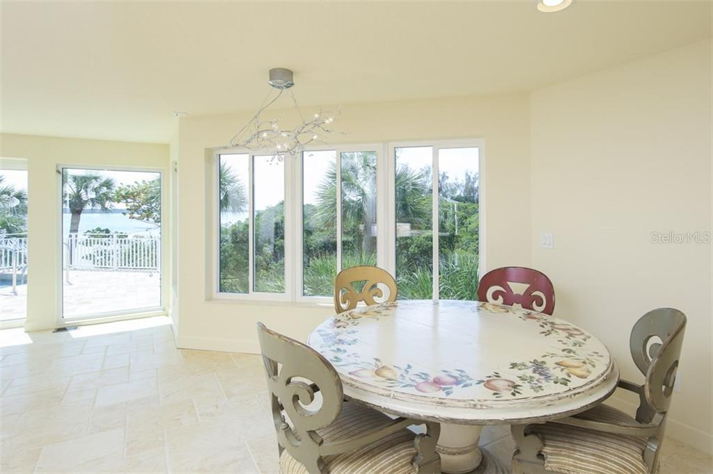Dining Area - Single Family Home for sale at 7295 Manasota Key Rd, Englewood, FL 34223 - MLS Number is D5911936