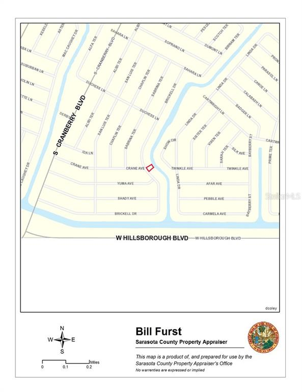 Vacant Land for sale at Brickell Dr, North Port, FL 34286 - MLS Number is D5913554