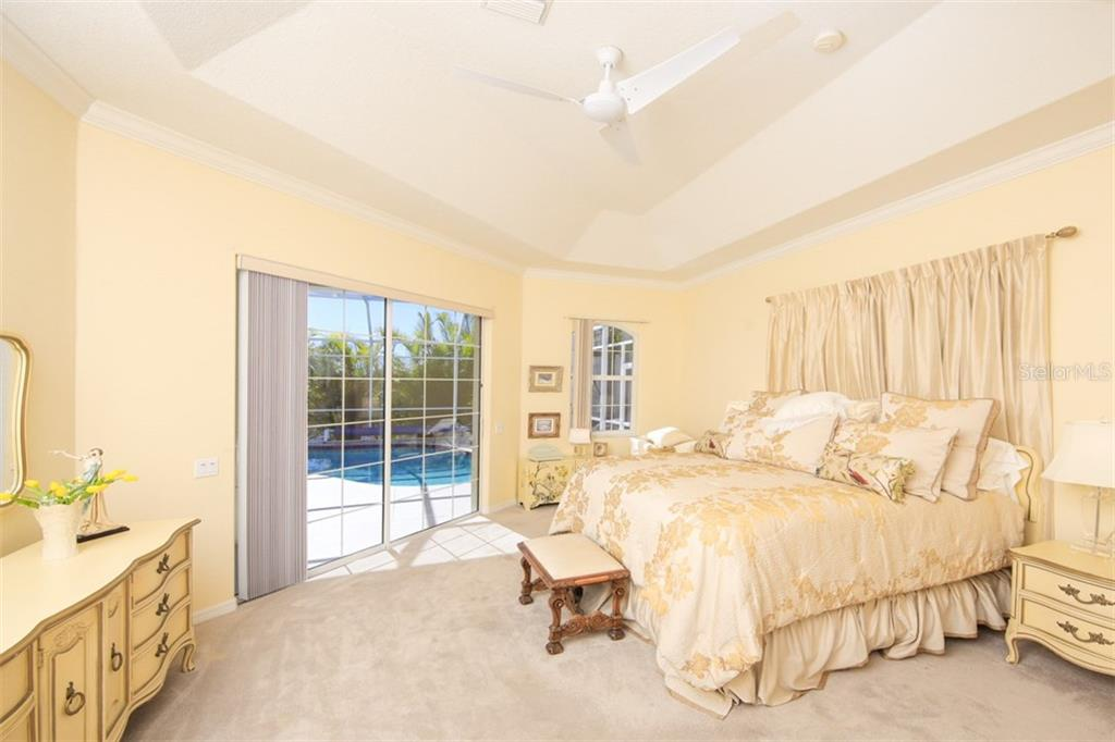 Master Bedroom - Single Family Home for sale at 15794 Viscount Cir, Port Charlotte, FL 33981 - MLS Number is D5916496