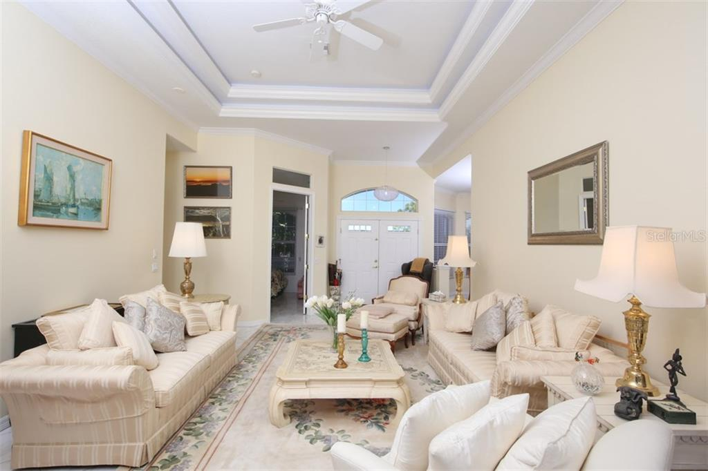 Living Room - Single Family Home for sale at 15794 Viscount Cir, Port Charlotte, FL 33981 - MLS Number is D5916496