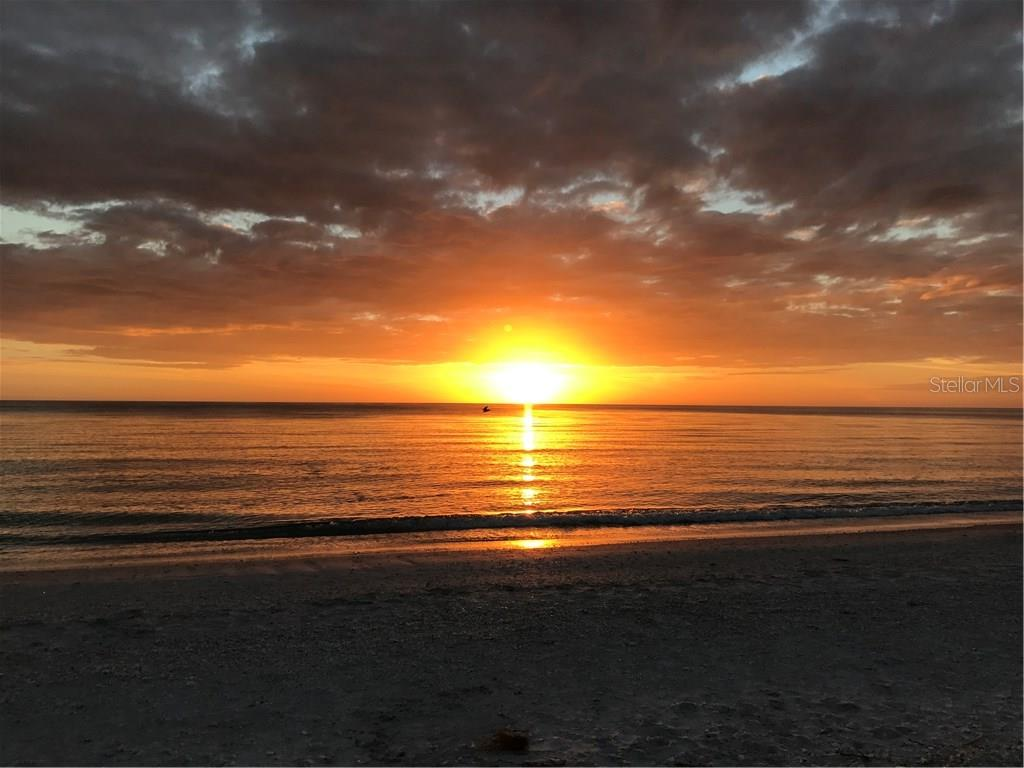 Sunset over the Gulf of Mexico - Vacant Land for sale at 8232 Little Gasparilla Is, Placida, FL 33946 - MLS Number is D5917030