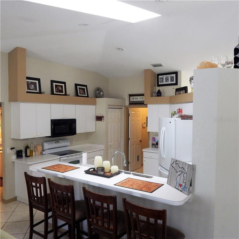 KITCHEN - Single Family Home for sale at 3657 Junction St, North Port, FL 34288 - MLS Number is D5917458
