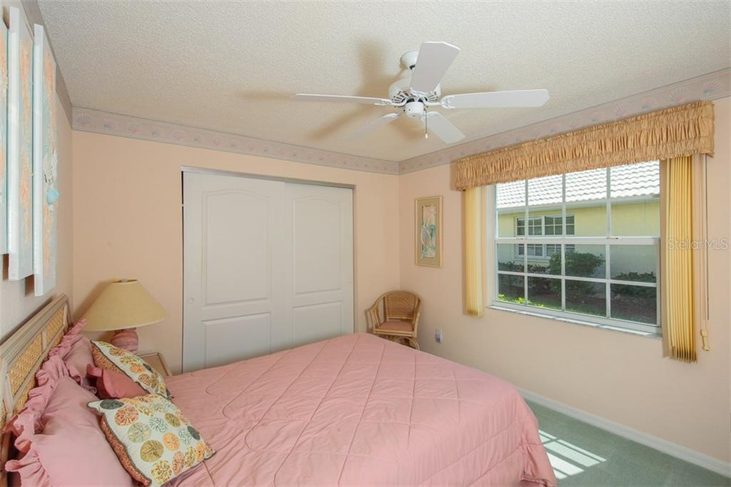 Second Bedroom - Single Family Home for sale at 1806 Ashley Dr, Venice, FL 34292 - MLS Number is D5918442