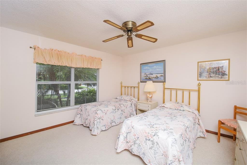 Bedroom #2 - Single Family Home for sale at 317 Indian River Ln, Englewood, FL 34223 - MLS Number is D5919375