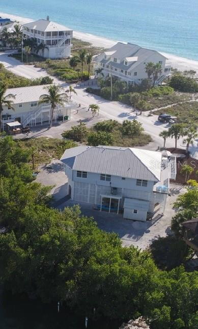 Back Aerial - Single Family Home for sale at 60 S Gulf Blvd, Placida, FL 33946 - MLS Number is D5921772