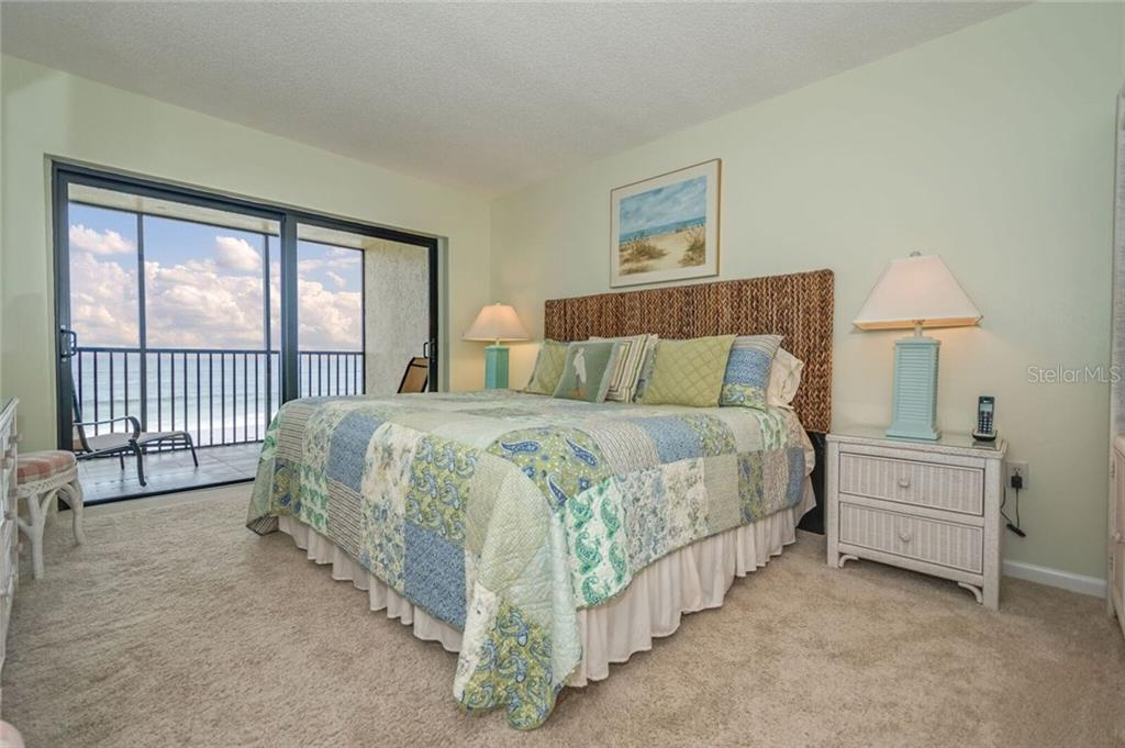 MASTER BEDROOM OVERLOOKING THE GULF OF MEXICO - Condo for sale at 5700 Gulf Shores Dr #a-215, Boca Grande, FL 33921 - MLS Number is D5922393