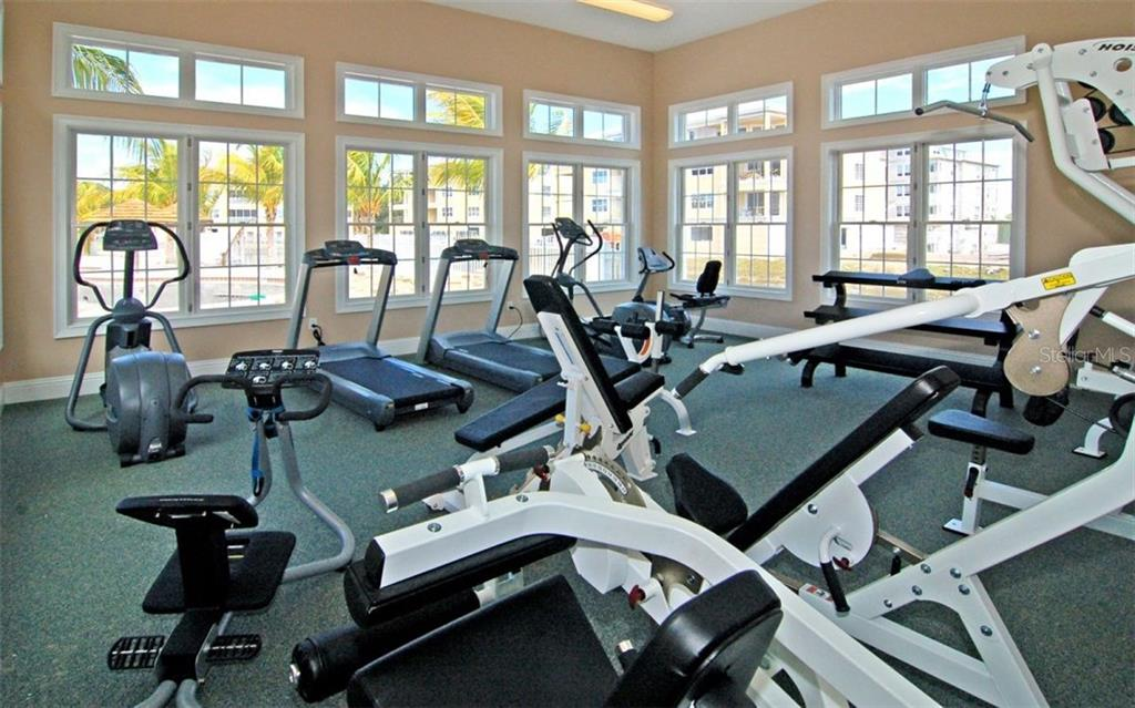 Exercise Room - Condo for sale at 8561 Amberjack Cir #402, Englewood, FL 34224 - MLS Number is D5923600
