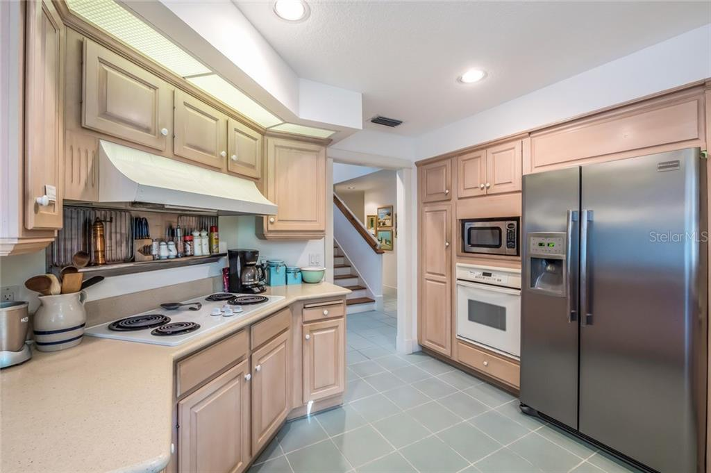 Kitchen - Single Family Home for sale at 186 Carrick Bend Ln, Boca Grande, FL 33921 - MLS Number is D5923688