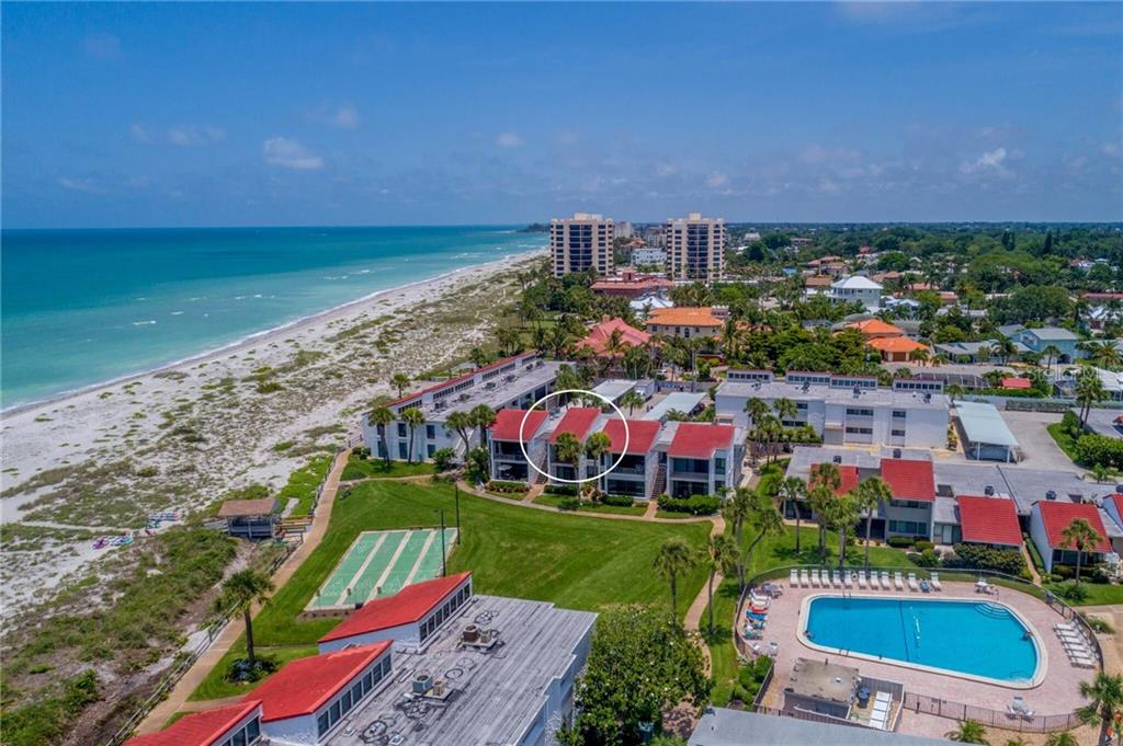 A Great Location - Condo for sale at 500 Park Blvd S #57, Venice, FL 34285 - MLS Number is D6100773