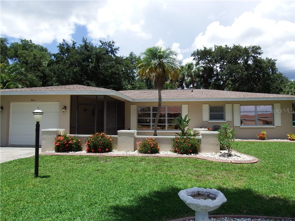 New Supplement - Single Family Home for sale at 12 Oakland Hills Pl, Rotonda West, FL 33947 - MLS Number is D6100794