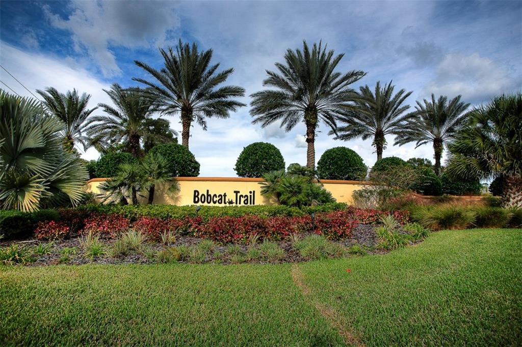 BOBCAT TRAIL ENTRY - Single Family Home for sale at 2924 Phoenix Palm Ter, North Port, FL 34288 - MLS Number is D6101890