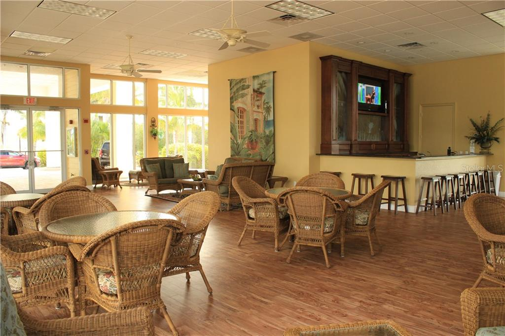 Ah yes the bar!! - Condo for sale at 8409 Placida Rd #403, Placida, FL 33946 - MLS Number is D6102047