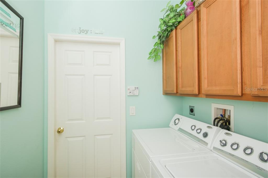 Washer and dryer are included along with all the furniture and accessories! This home is MOVE-IN READY, just bring your clothes and beach ware! - Villa for sale at 29704 Niagara Ct, Englewood, FL 34223 - MLS Number is D6102386