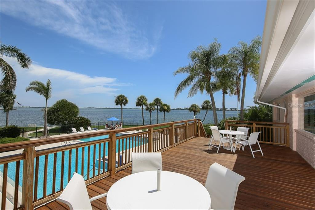 Deck & Main Pool - Condo for sale at 11000 Placida Rd #2103, Placida, FL 33946 - MLS Number is D6102674