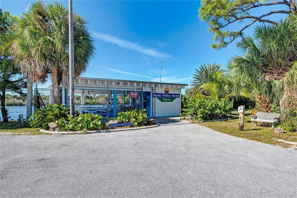 Optional fee provides availability of the South Venice Ferry.  No need to worry about parking at the beach! - Single Family Home for sale at 3723 Shamrock Dr, Venice, FL 34293 - MLS Number is D6102893