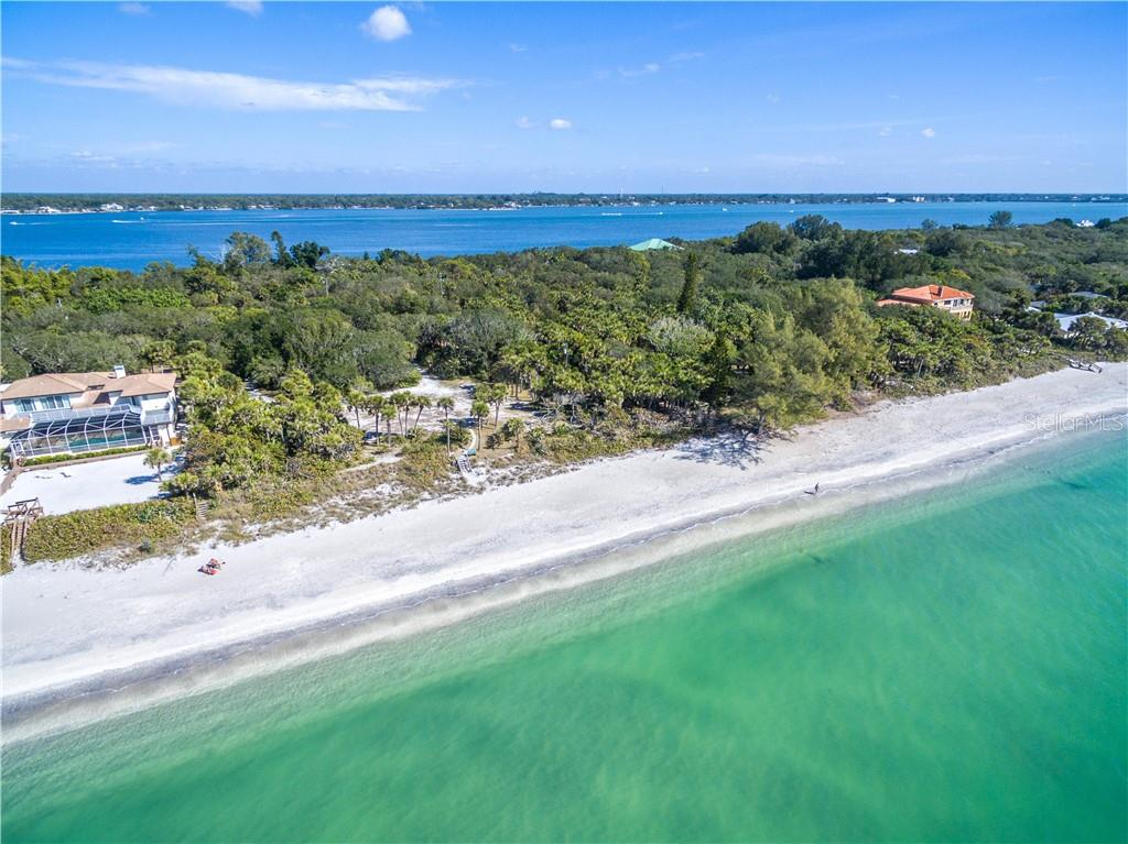 Imagine you dream home on the Gulf of Mexico. - Vacant Land for sale at 6360 Manasota Key Rd #b, Englewood, FL 34223 - MLS Number is D6103470