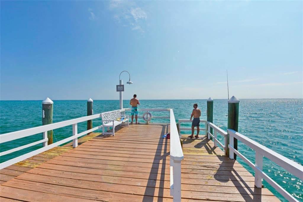Fishing Pier over Charlotte Harbor - Single Family Home for sale at 303 Pilot Point Ln, Boca Grande, FL 33921 - MLS Number is D6104303