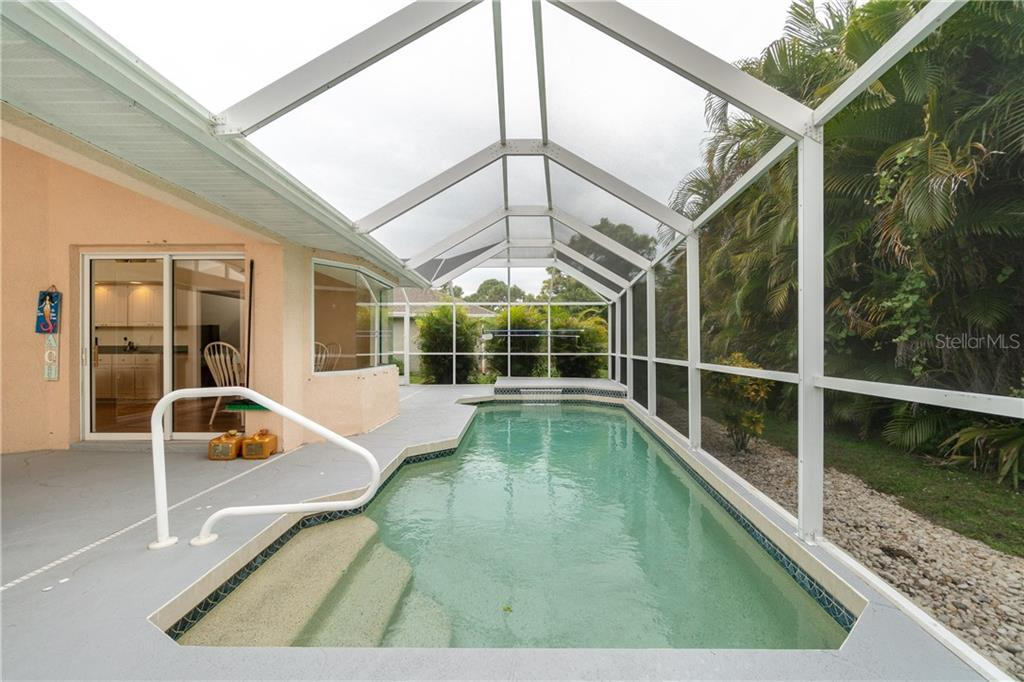 Pool screens have just been replaced. - Single Family Home for sale at 30 Medalist Way, Rotonda West, FL 33947 - MLS Number is D6106239