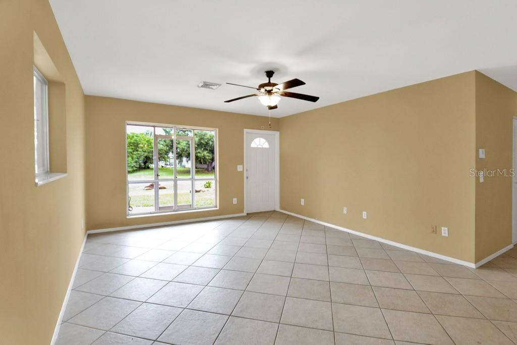 Living room - Single Family Home for sale at 20233 Peachland Blvd, Port Charlotte, FL 33954 - MLS Number is D6107765
