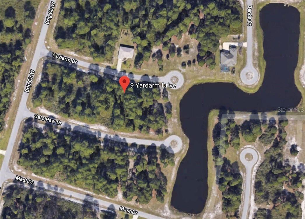 Vacant Land for sale at 9 Yardarm Dr, Placida, FL 33946 - MLS Number is D6107777