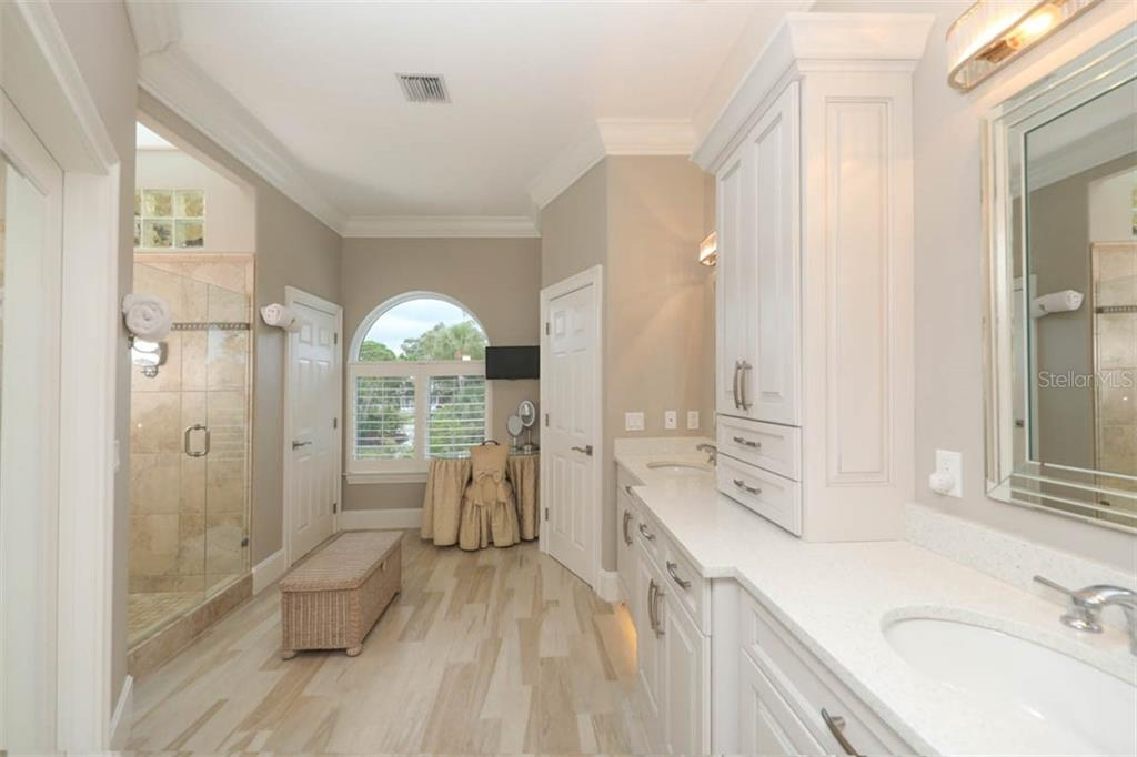 Master Bath - Single Family Home for sale at 1636 New Point Comfort Rd, Englewood, FL 34223 - MLS Number is D6108467