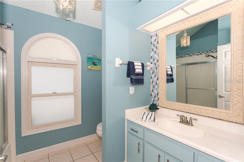 Guest Bathroom. - Single Family Home for sale at 540 N Gulf Blvd, Placida, FL 33946 - MLS Number is D6110801