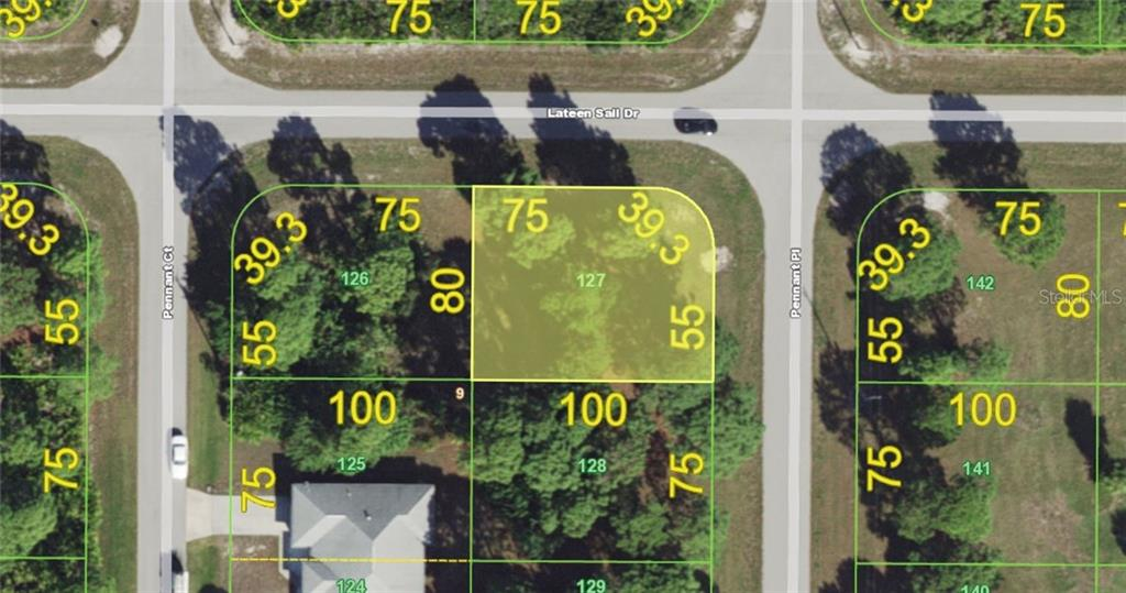 Vacant Land for sale at 16 Pennant Pl, Placida, FL 33946 - MLS Number is D6111018
