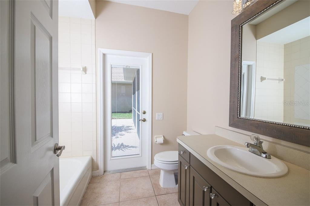 GUEST BATH - Single Family Home for sale at 3583 Royal Palm Dr, North Port, FL 34288 - MLS Number is D6111716