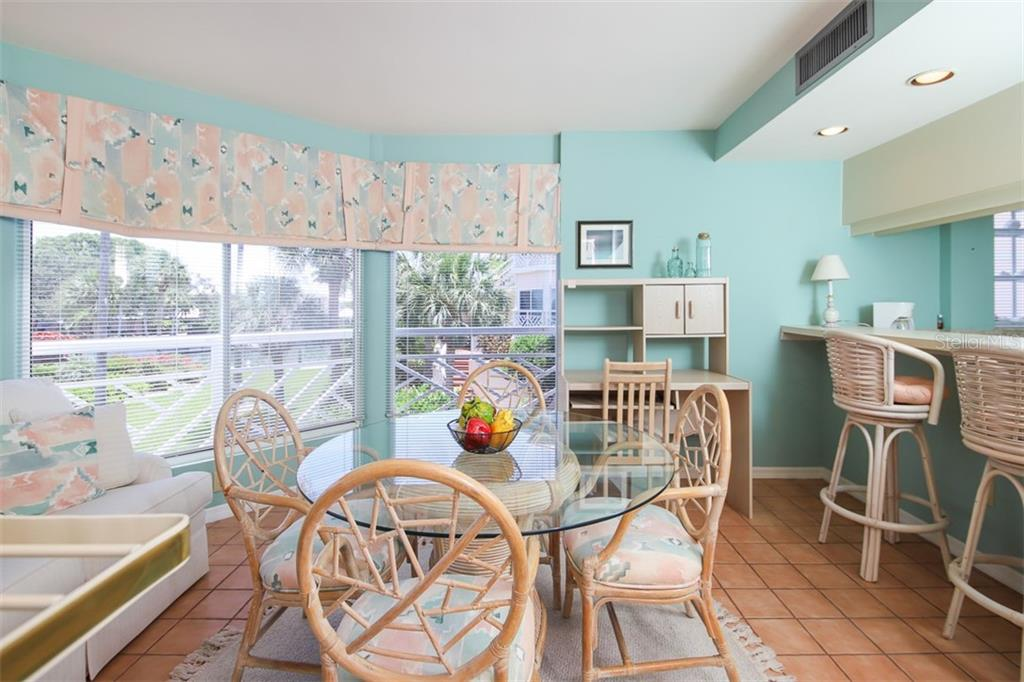 Breakfast Nook - Condo for sale at 11000 Placida Rd #2501, Placida, FL 33946 - MLS Number is D6112229