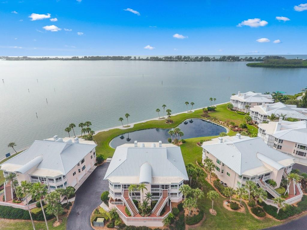 Majestic views overlooking lake & Intracoastal! - Condo for sale at 11000 Placida Rd #2501, Placida, FL 33946 - MLS Number is D6112229