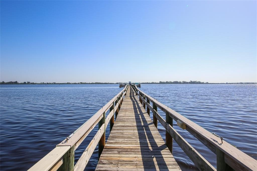 Dock on Little Gasparilla Island - Condo for sale at 11000 Placida Rd #2501, Placida, FL 33946 - MLS Number is D6112229