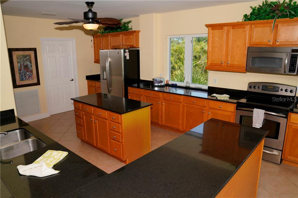 Kitchen - Condo for sale at 2245 N Beach Rd #304, Englewood, FL 34223 - MLS Number is D6112346