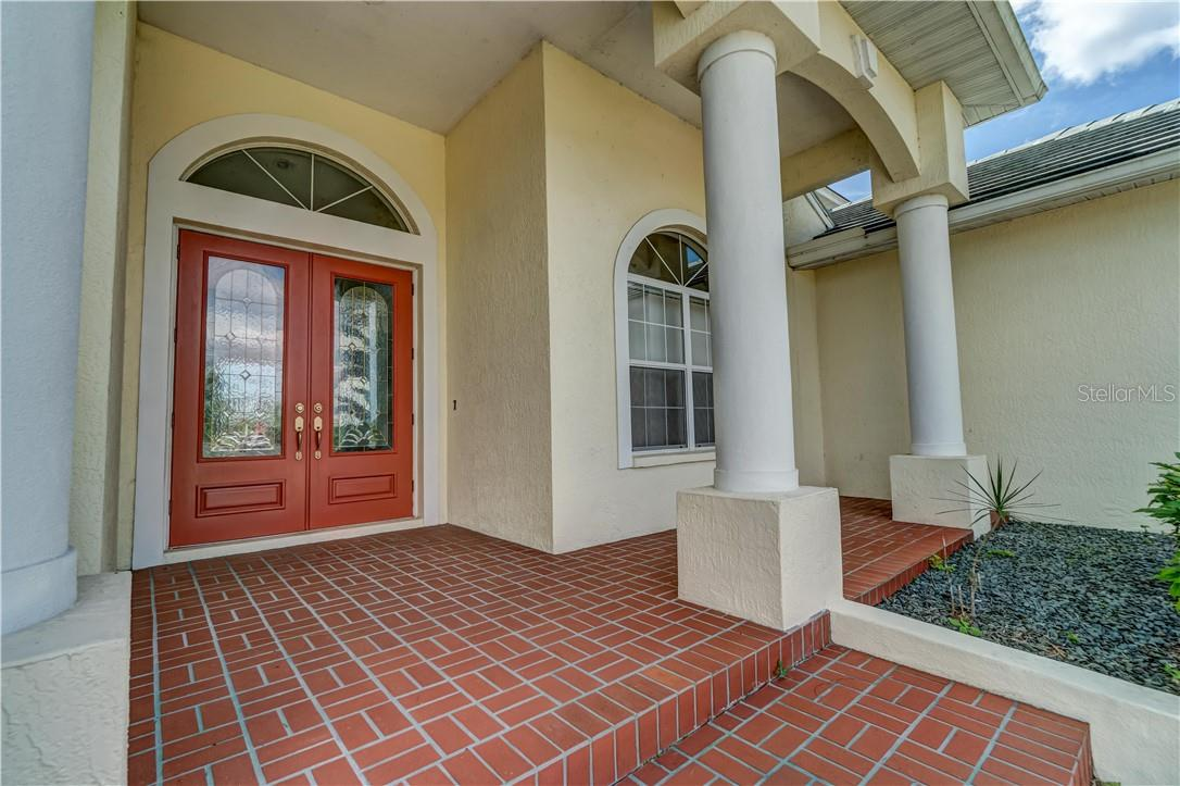 YES, yes I believe it does look just as stunning from here. Shall we look inside? ok follow me! - Single Family Home for sale at 12307 S Access Rd, Port Charlotte, FL 33981 - MLS Number is D6117140