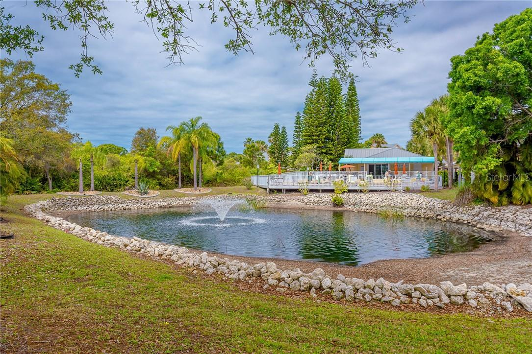 Ponds, waterfalls, and nature at every turn - Condo for sale at 6610 Gasparilla Pines Blvd #229, Englewood, FL 34224 - MLS Number is D6117434