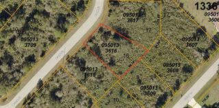 Lot 16 Brank St, North Port, FL 34291