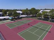 Tennis courts - Condo for sale at 6800 Placida Rd #1018, Englewood, FL 34224 - MLS Number is D5920467