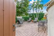 Front patio - Single Family Home for sale at 801 Palm Ave, Boca Grande, FL 33921 - MLS Number is D5922399