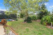 Backyard - Single Family Home for sale at 332 Eden Dr, Englewood, FL 34223 - MLS Number is D6100012