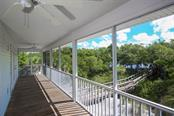 Lanai On Guest House - Single Family Home for sale at 6100 Palm Point Way, Placida, FL 33946 - MLS Number is D6102528