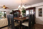 Dining Area - Condo for sale at 50 Meredith Dr #8, Englewood, FL 34223 - MLS Number is D6103644