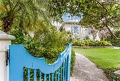 Front walkway - Single Family Home for sale at 300 Lee Ave, Boca Grande, FL 33921 - MLS Number is D6106440
