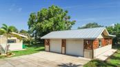 Garage - Single Family Home for sale at 1626 New Point Comfort Rd, Englewood, FL 34223 - MLS Number is D6108454