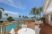 Deck & Pool overlooking Intracoastal - Condo for sale at 11000 Placida Rd #306, Placida, FL 33946 - MLS Number is D6110298