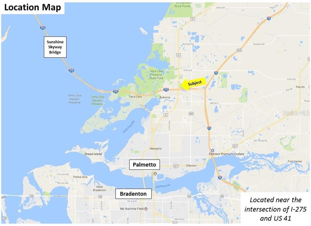 Palmetto Florida Map.2519 E 85th St Palmetto Fl 34221 Mls T3110980