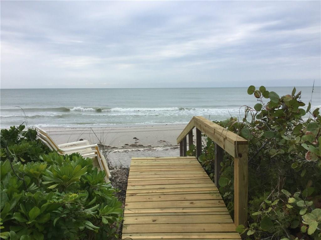 Beach access - Single Family Home for sale at 6935 Manasota Key Rd, Englewood, FL 34223 - MLS Number is O5481968