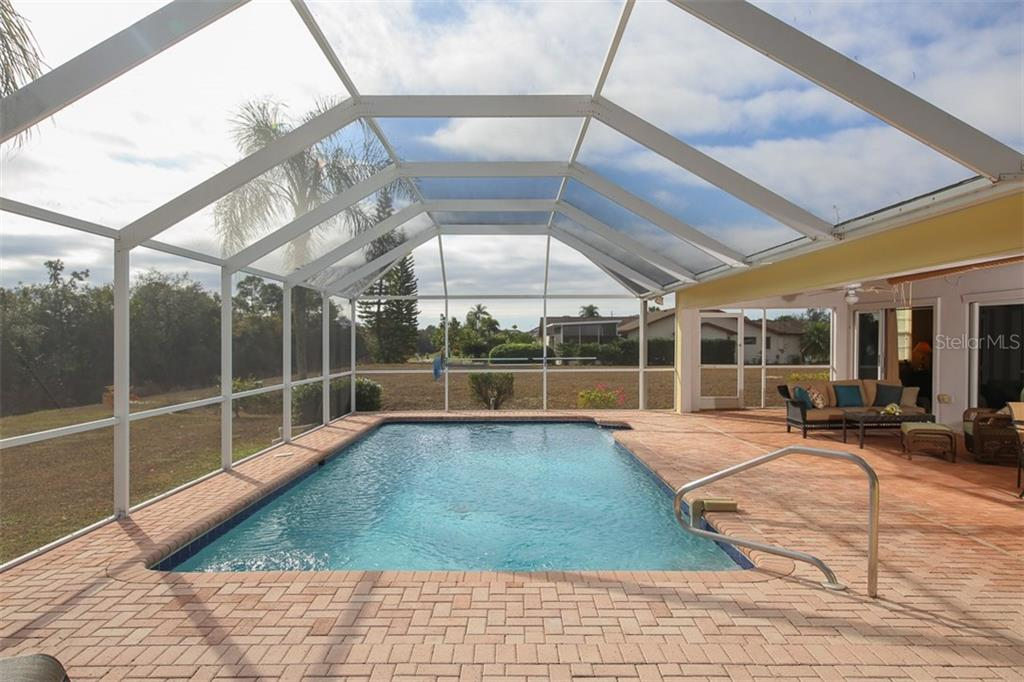 POOL PARTY! - Single Family Home for sale at 2332 Mauritania Rd, Punta Gorda, FL 33983 - MLS Number is C7234250