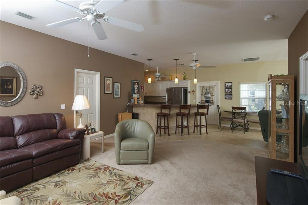 Spacious great room - Villa for sale at 1268 Green Oak Trl, Port Charlotte, FL 33948 - MLS Number is C7243755