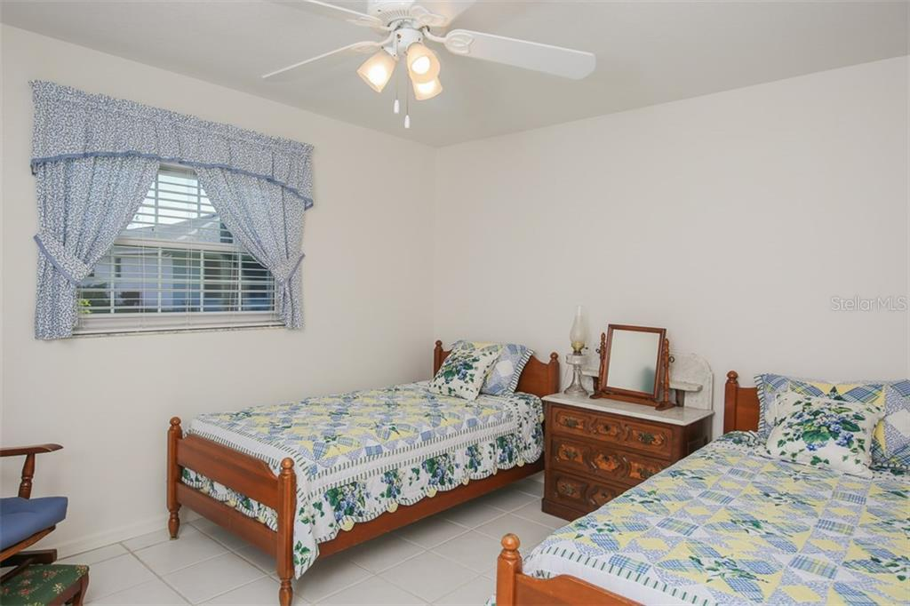 3rd guest bedroom - Single Family Home for sale at 4407 Albacore Cir, Port Charlotte, FL 33948 - MLS Number is C7245070