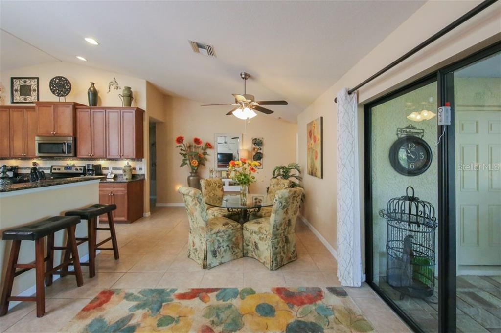 Plenty of space for your kitchen table - Single Family Home for sale at 220 Broadmoor Ln, Rotonda West, FL 33947 - MLS Number is C7248036