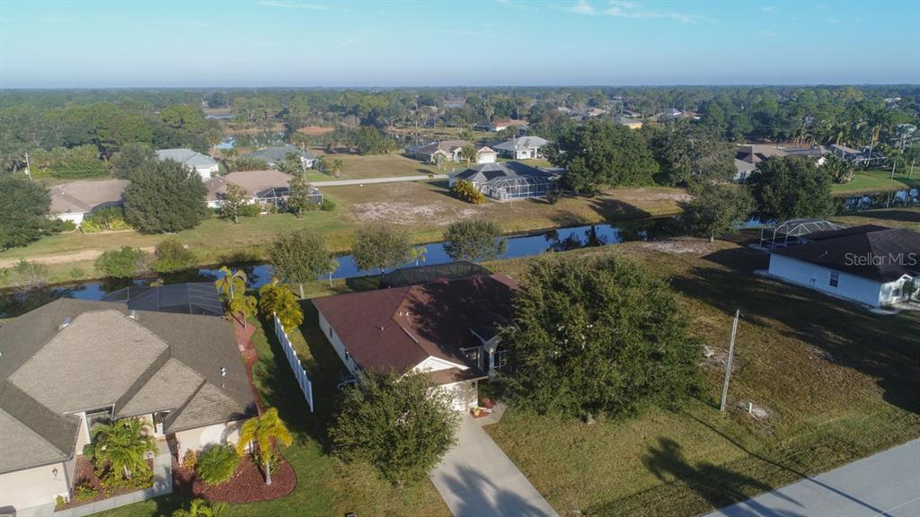 This home is on 80 feet of freshwater canal - Single Family Home for sale at 220 Broadmoor Ln, Rotonda West, FL 33947 - MLS Number is C7248036